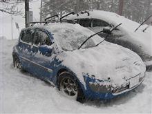 スキーキャリア取り付けによる燃費の変化