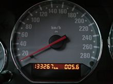 133267-133137=130km