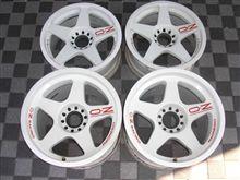 F40用OZ Racingホイール17と18の2セット