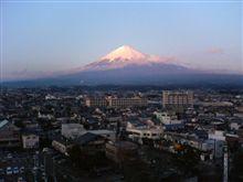 おひさ!富士山