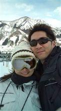 嫁とスキーと私