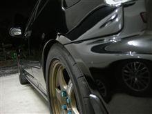 洗車&WAX。