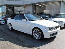 BMW 330i カブリオレ