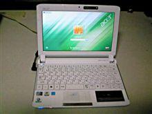 EモバイルとAspire One 532