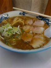 旭川ラーメン食べました