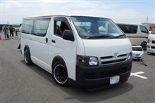 HIACE DRIFT♪
