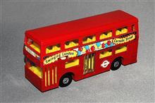 英国マッチボックス、K-15ロンドンバス (THE LONDONER)