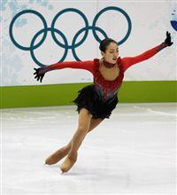 バンクーバー冬期五輪女子フィギュアの浅田真央選手のインタビュー・・・