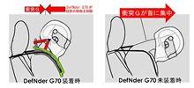 【追記】ディフェンダーG70!