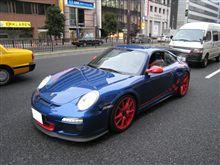 GT3RS後期を街で見かけてパチリンコ☆