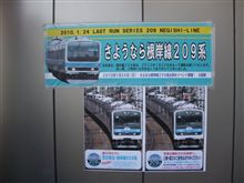 1月24日の大船駅