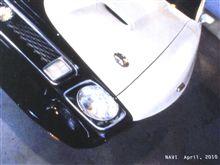 「NAVI」の栃木県警マスタング・マッハ1