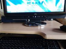 New PC・・・o(▼_▼θ