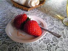 今日のデザート・・・