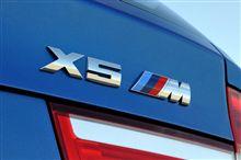 X5M試乗