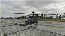 ARMA2 アドオン情報 OH-58 WIP