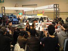 名古屋オートトレンド2010初日終了!!