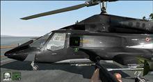 ARMA2 アドオン情報 AIRWOLF リペイント WIP