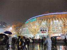 【B'z LIVE-GYM 2010 東京ドーム】 に行きました!
