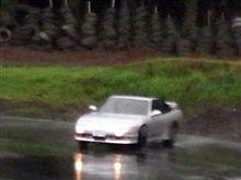 雨のセキアサーキット