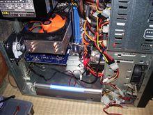 自作のパソコン。。。