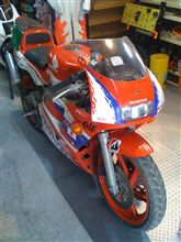 NSR250R SE 92年 購入