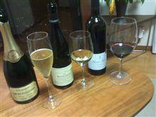 昨夜のワイン会