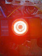LEDのストップランプ状態2