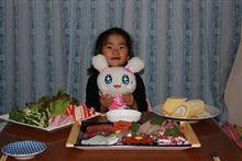 祝♪長女4歳の誕生日♪
