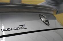 【Z33】を<D-CRYSTAL COAT>2台施工致しました!!