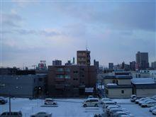 おはようございます、最後の冬の日~なのか?