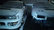 寒い彡(-_-;)彡