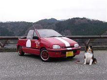 (勝手に)S山湖オープンカー撮影会(笑)