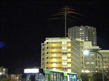 巨大八木アンテナ