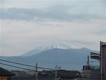 今日の富士山 100331:うんざりする友達の自慢話編