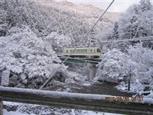 3月30日なのに・・・・・雪????