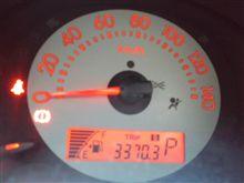 今月の走行距離 2010.3