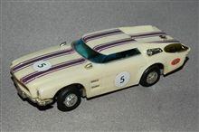 旧バンダイ、ミニミニカー、 フォード・アレグロ、、