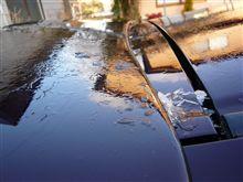 今年初の早朝洗車と、雷神バックランプ完成(・∀・)ニヤニヤ