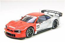 P-4 JGTC2003 GT-Rテストカー