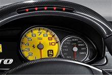 数字合わせで印象づけるフェラーリ599GTO