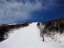 今週は奥志賀高原スキー場