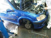Peugeot 106 点検