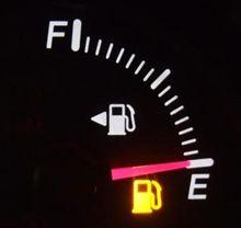 燃費の記録 (6.56L)
