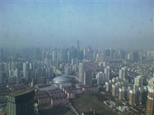 上海の朝~