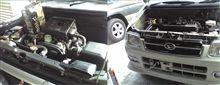 オイル交換(小さい車)