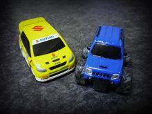 SX4 vs JB23