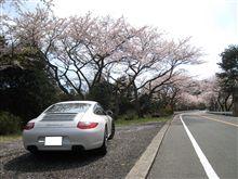 3週連続で箱根の桜&1周年7000キロ♪