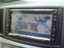 動画を車内で見よう