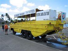 リアル水陸両用車